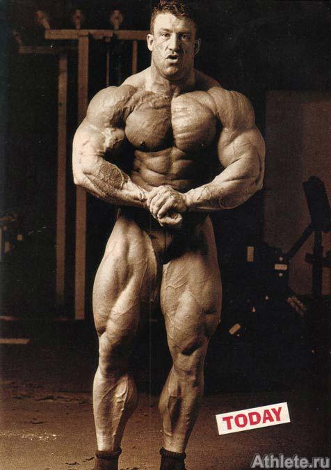 Dorian Yates - Probably Unseen Pics | MuscleTalk.co.uk