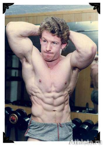 Ecto Mesomorph Bodybuilders This is a young Dorian if you