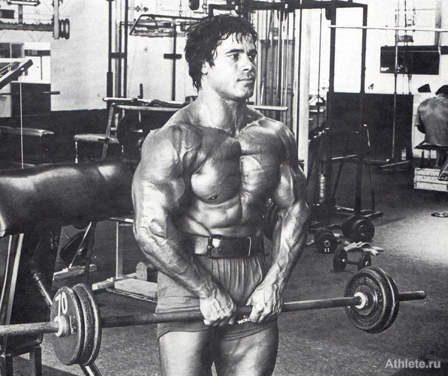 franco columbu then and now