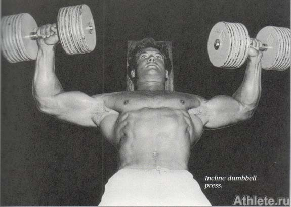 Examples Of The Fully Developed Quot High Pecs Quot Bodybuilding