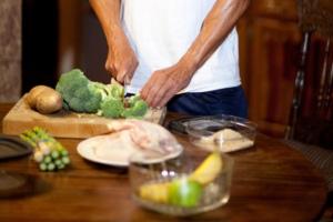 расчет калорийности продуктов для похудения меню