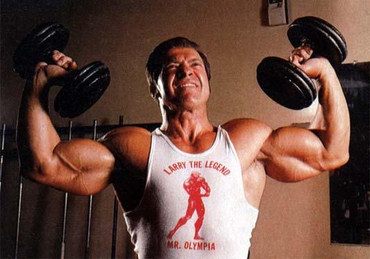 Главные правила для набора мышечной массы.